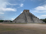 Mayan pyramid of Chichen Itza