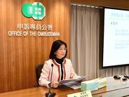 Ombudsman Winnie Chiu presents reports