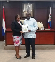 Sint Marteen Ombudsman presents Outreach Report
